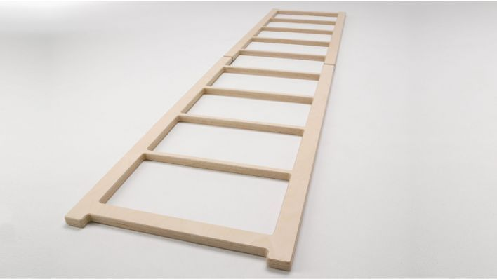 Stepping ladder